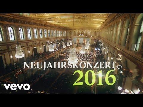 Mariss Jansons, Wiener Philharmoniker - Trailer Neujahrskonzert 2016