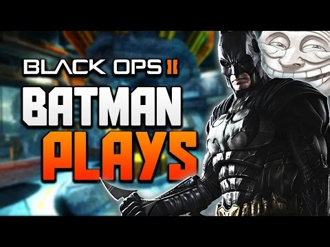 Batman Plays Call of Duty - KARAOKE!