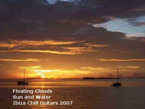 Floating Clouds - Sun and Water