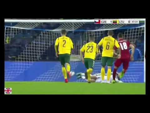 17 /03/23체코 vs리투아니아 하이라이트& czech vs Lietuvos Respublika highlights 2017/03/23
