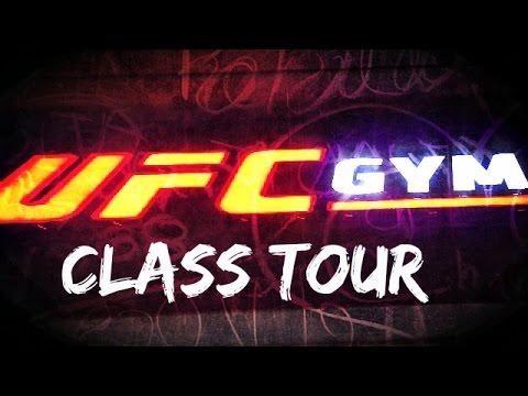 UFC Gym Class Tour - Mississauga Ontario Canada