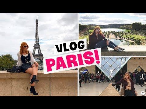 VLOG - 3 DIAS EM PARIS E VERSAILLES - Adriana Alfaro