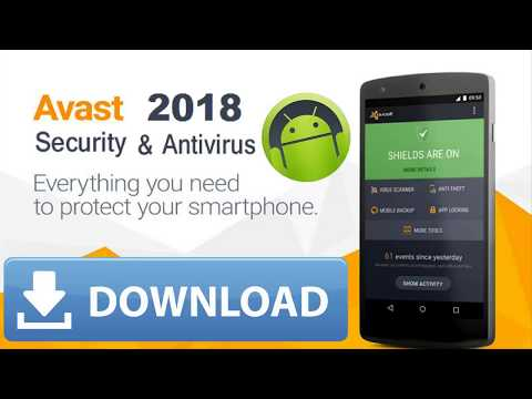 How To Download And Install Avast AntiVirus Pro Apk 2018 Android Mobile Security