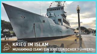 Krieg im Islam - Muhammad (saw) ein kriegerischer Führer? | Stimme des Kalifen