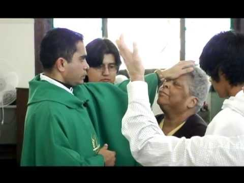 Healing Service - St  Peter Catholic Church