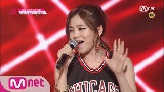 [Produce 101] 1:1 EyecontactㅣAhn Ye Seul - EXO ♬CALL ME BABY @ Position Eval.(VOCAL) EP.07 20160304