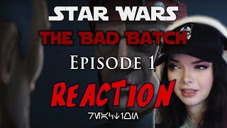 Good Soldiers Follow Orders... The Bad Batch Ep 1 PART 2 REACTION!