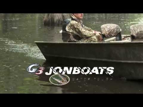 G3 Boats 2016 Gator Tough 1860 DK