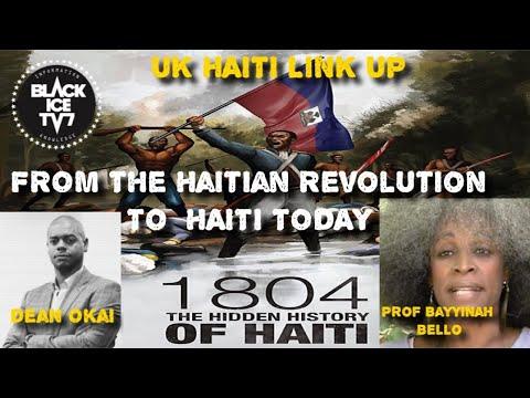PROF BAYYINAH BELLO FROM The Haitian Revolution TO  HAITI TODAY   2 Aug 2020