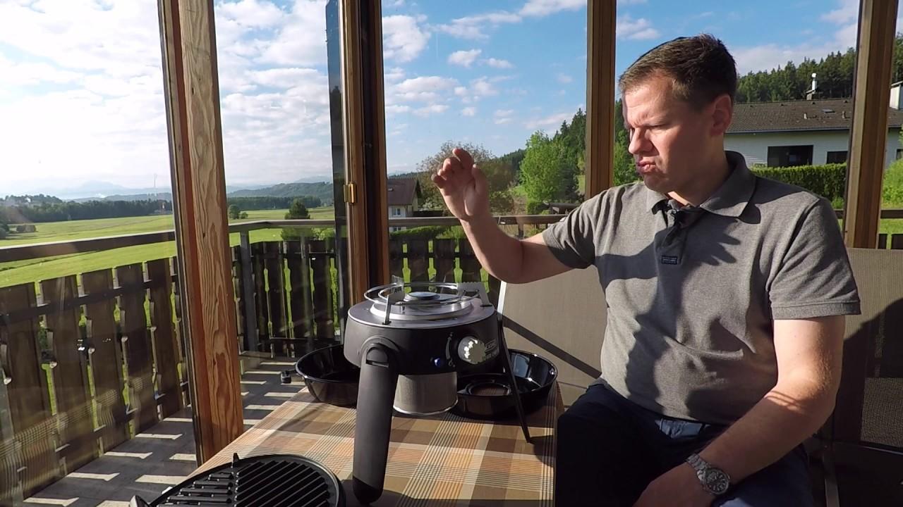 Billig Cadac Gasgrill : Happy camper folge mobiles grillen cadac safari chef hp