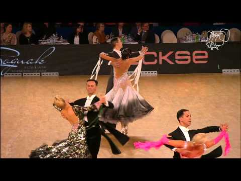 2014 PD Moscow Open Standard | The Final Reel | DanceSport Total