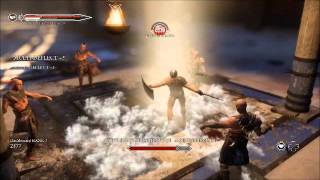 Ryse: Son of Rome Gladiator Mode gameplay