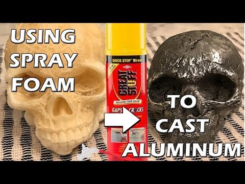 Lost foam investment casting using spray foam wbi investments don schreiber pharmacy