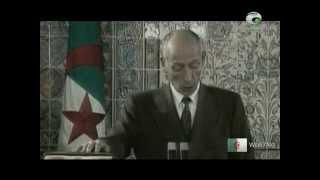 "Hommage à Mohamed Boudiaf ""El Djazairia TV"""