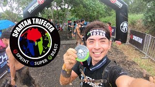 Spartan Race PH BEAST (Trifecta Weekend) in SUBIC 2018