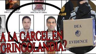 Julion Alvarez y Rafa Marquez Lavan Dinero para el Narco?
