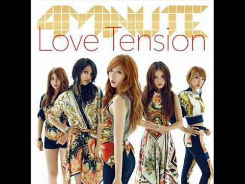Love Tension - 4Minute [Download FLAC,MP3]