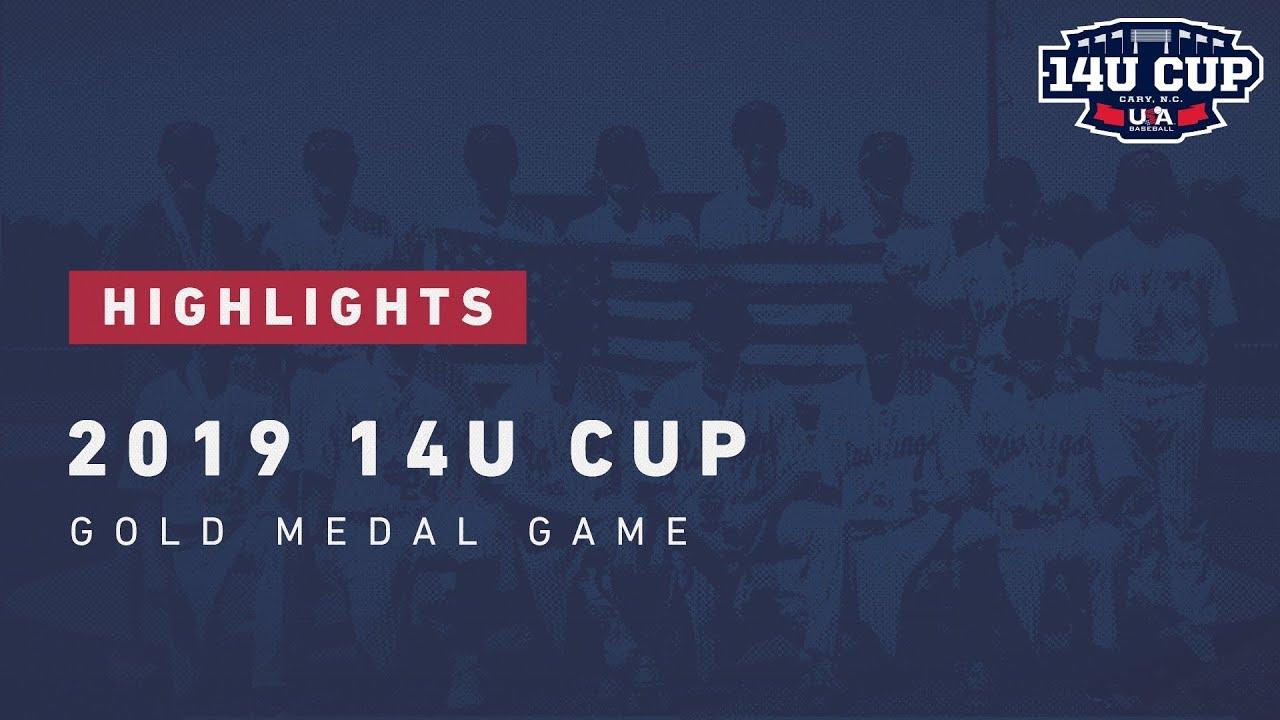 Download HIGHLIGHTS: 2019 14U Cup - Gold Medal Game