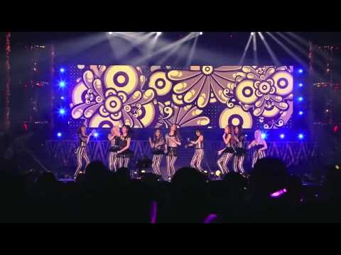 Girls' Generation (SNSD) -  Say Yes \u0026 Dancing Queen -  LIVE