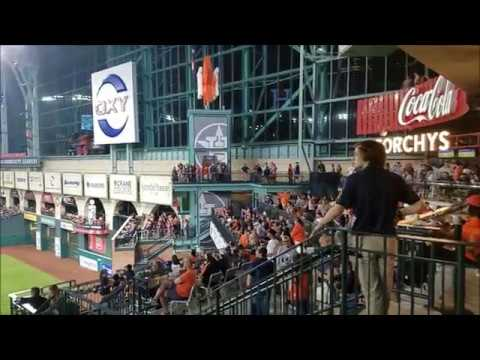 Minute Maid Park Gameday Tour (6-14-17) #2