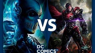 Супермен VS Зум