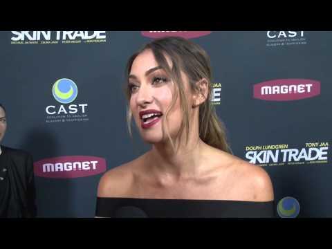 Skin Trade: Tasya Teles  Exclusive Premiere