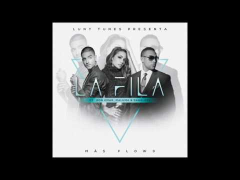 Don Omar - La Fila Ft. Sharlene, Maluma (Preview)