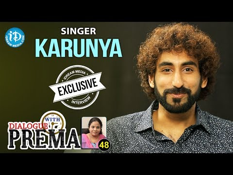 Singer Karunya Exclusive Interview || Dialogue With Prema || Celebration Of Life #48 #413