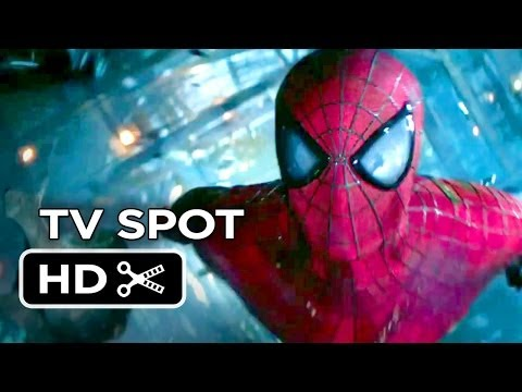The Amazing Spider-Man 2 Official TV Spot - Promise (2014) - Marvel Sequel HD