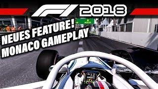 F1 2018 Erstes Gameplay + Ers Manuell Einstellbar   Formel 1 2018 Monaco Hotlap Von Charles Leclerc