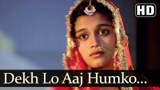 Bazaar - Dekh Lo Aaj Humko Jee Bharke Koii Aata Nahin Hai  - Jagjeet Kaur