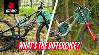 Cross Country Trail Enduro \u0026 Downhill Bikes Whats The Difference