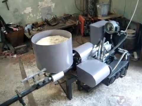 Kinematic simulation for peat brick press - YouTube