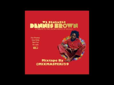 We Remember Dennis Brown - Various Artists