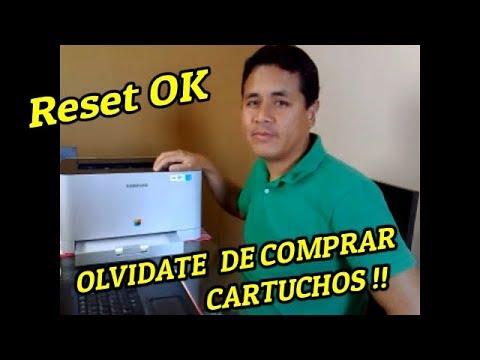 Successful Reset !! ..to my Samsung Printer