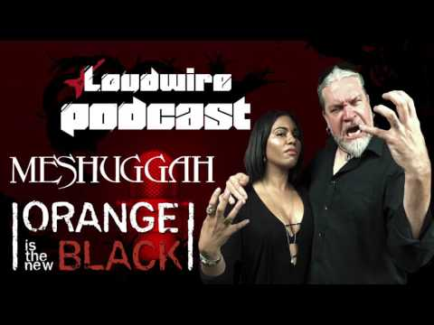 Loudwire Podcast #2 - Meshuggah's Tomas Haake + Orange is the New Black's Jessica Pimentel