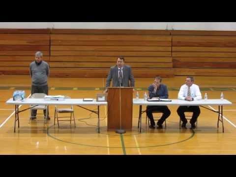 Illiana Christian High School Relocation Vote