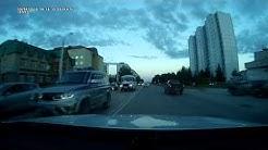 Первый день рабочего дня после отпуска. Аномалии продолжаются на улицах нашего города