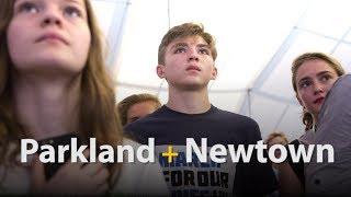 Parkland + Newtown: building a unified front against gun violence