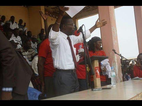 Togo: Vœux à la nation du Guerrier Tikpi Atchadam: 2017, la fin de règne de la dynastie Gnassingbé