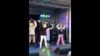 Zumba Fitness Dance Danza Kuduro & Pa