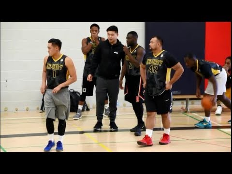 mayor's cup 2017 | rec SF | all-in vs. north york