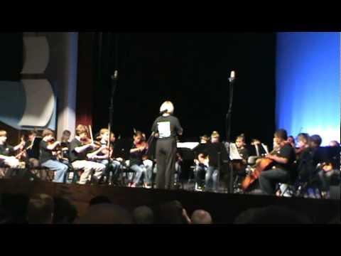 2012 Calhoun Academy of the Arts 4th Grade Spring Concert