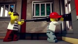 LEGO City Gold Run