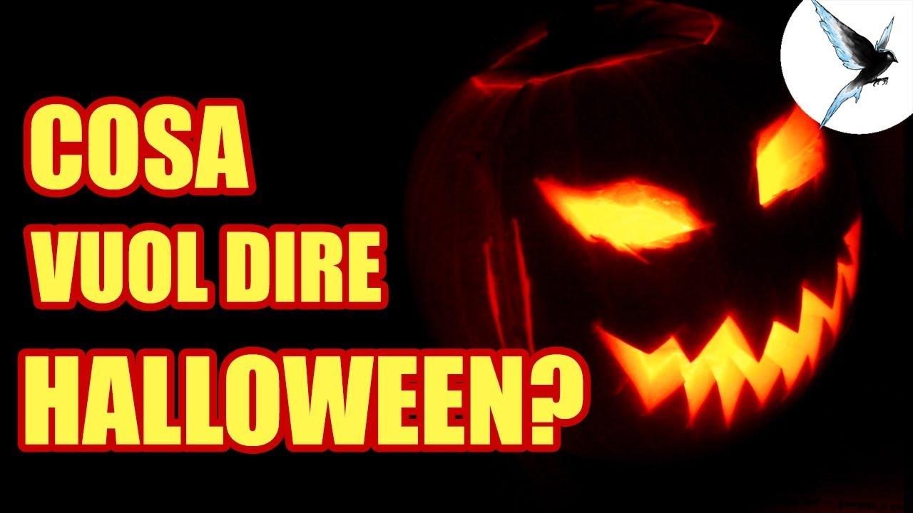 Il Significato Di Halloween.Il Vero Significato Di Halloween Commento