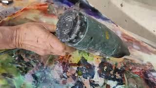 סדנת ציור בשעווה חמהVID2020121309