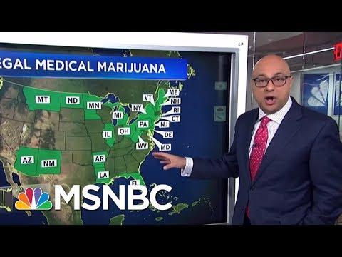 California Days Away From Legalizing Recreational Pot | MSNBC