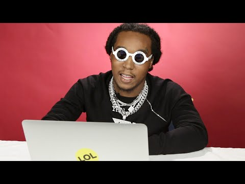 "Takeoff Takes BuzzFeed's ""Which Migos Rapper Are You?"" Quiz"