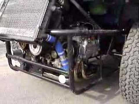 Vw Buggy With Subaru Engine