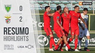Highlights   Resumo: Tondela 0-2 Benfica (Liga 20/21 #30)